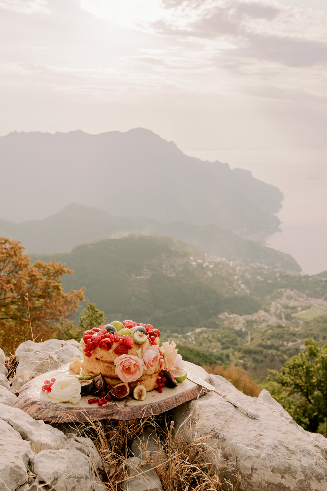 Intimate Cliffside Ravello Italy Microwedding – Enrico Capuano Photographer 35