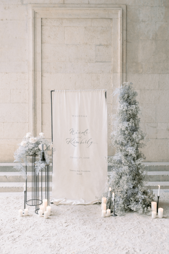 Romantic Same Sex Winter Wedding Inspiration – Francesco Mantino 1