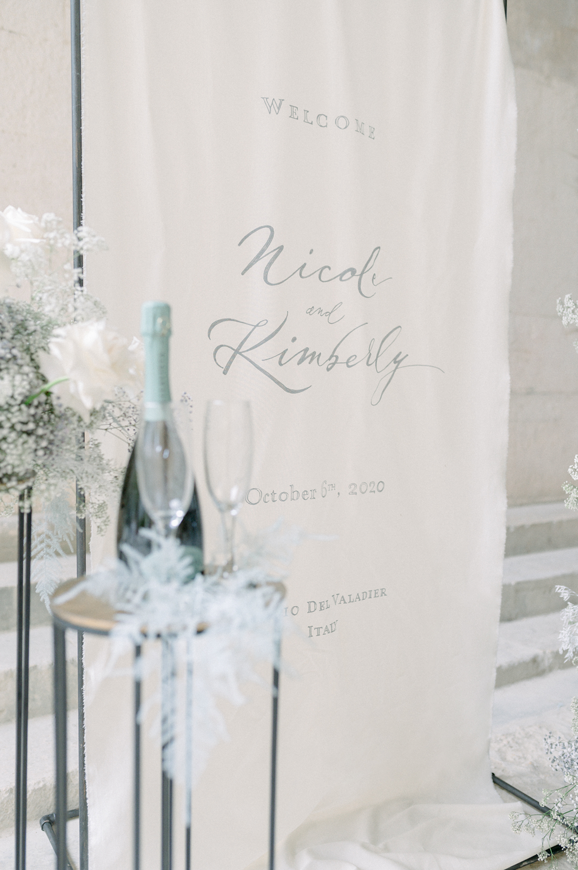 Romantic Same Sex Winter Wedding Inspiration – Francesco Mantino 3
