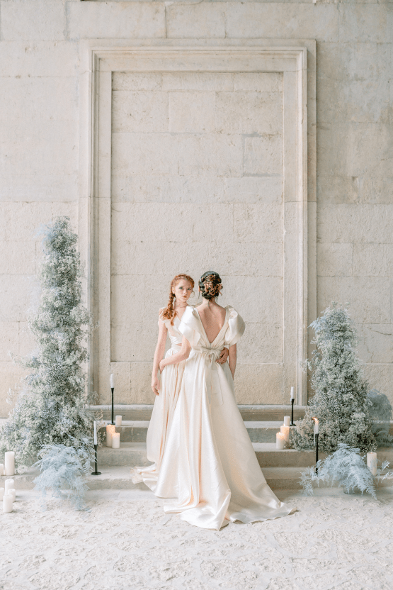 Romantic Same Sex Winter Wedding Inspiration – Francesco Mantino 30
