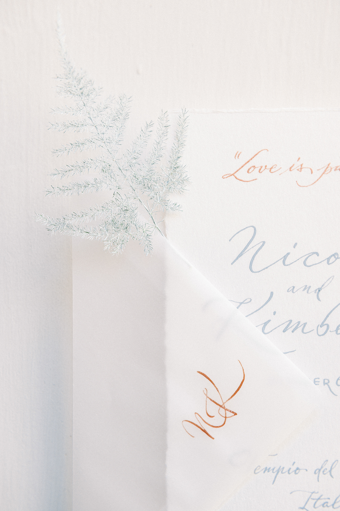 Romantic Same Sex Winter Wedding Inspiration – Francesco Mantino 8