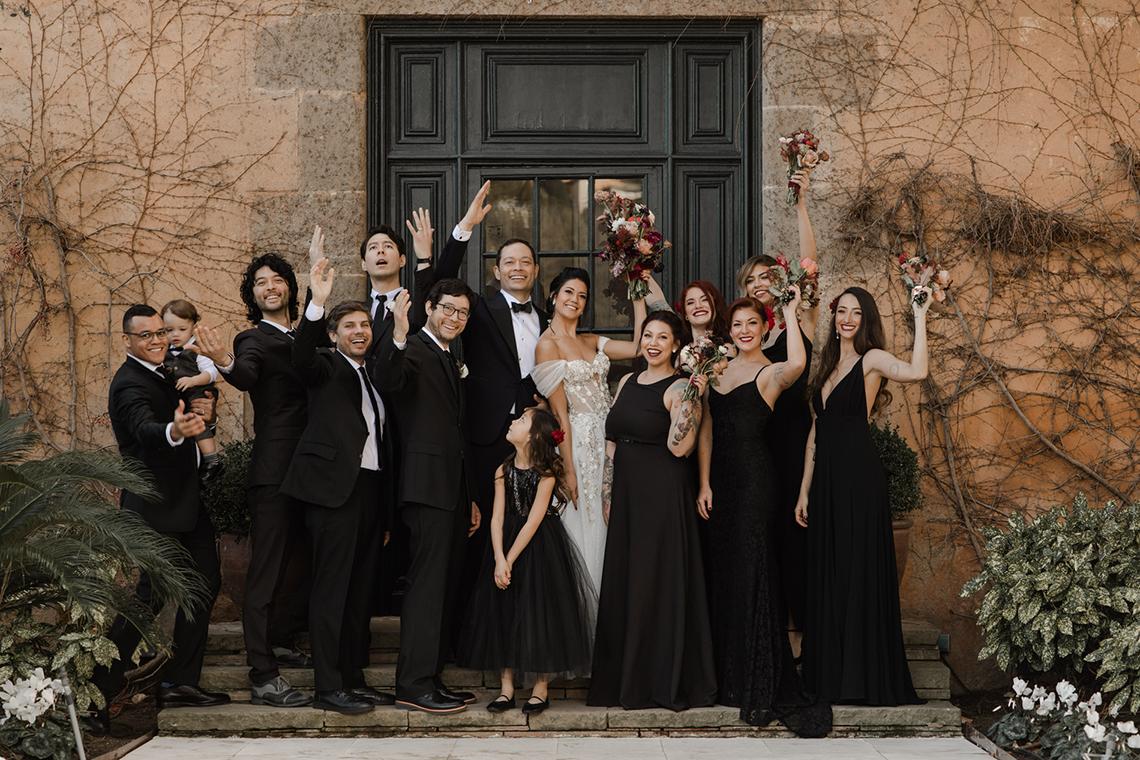 Romantic Spanish Destination Wedding in Barcelona – Andrea Ferrara 1