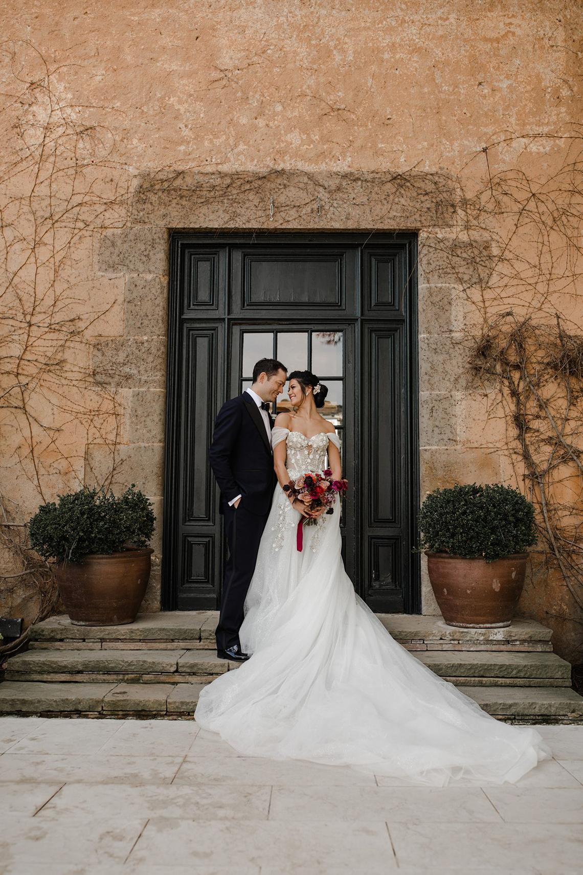 Romantic Spanish Destination Wedding in Barcelona – Andrea Ferrara 36