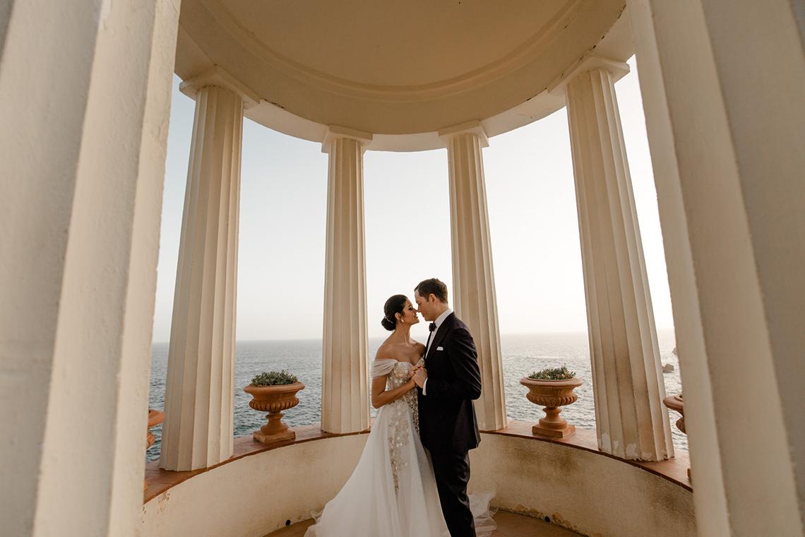 Romantic Spanish Destination Wedding in Barcelona – Andrea Ferrara 8