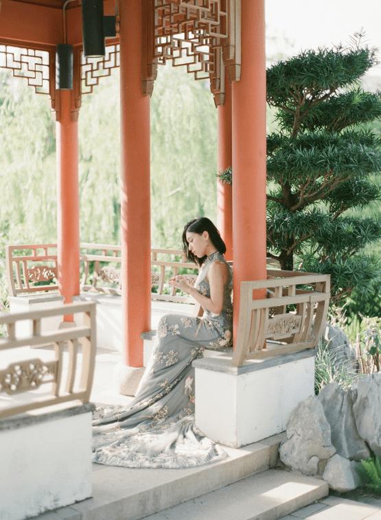 Breathtaking Chinese Qipao Wedding Inspiration from Hong Kong – Angel Cheung Photography 19