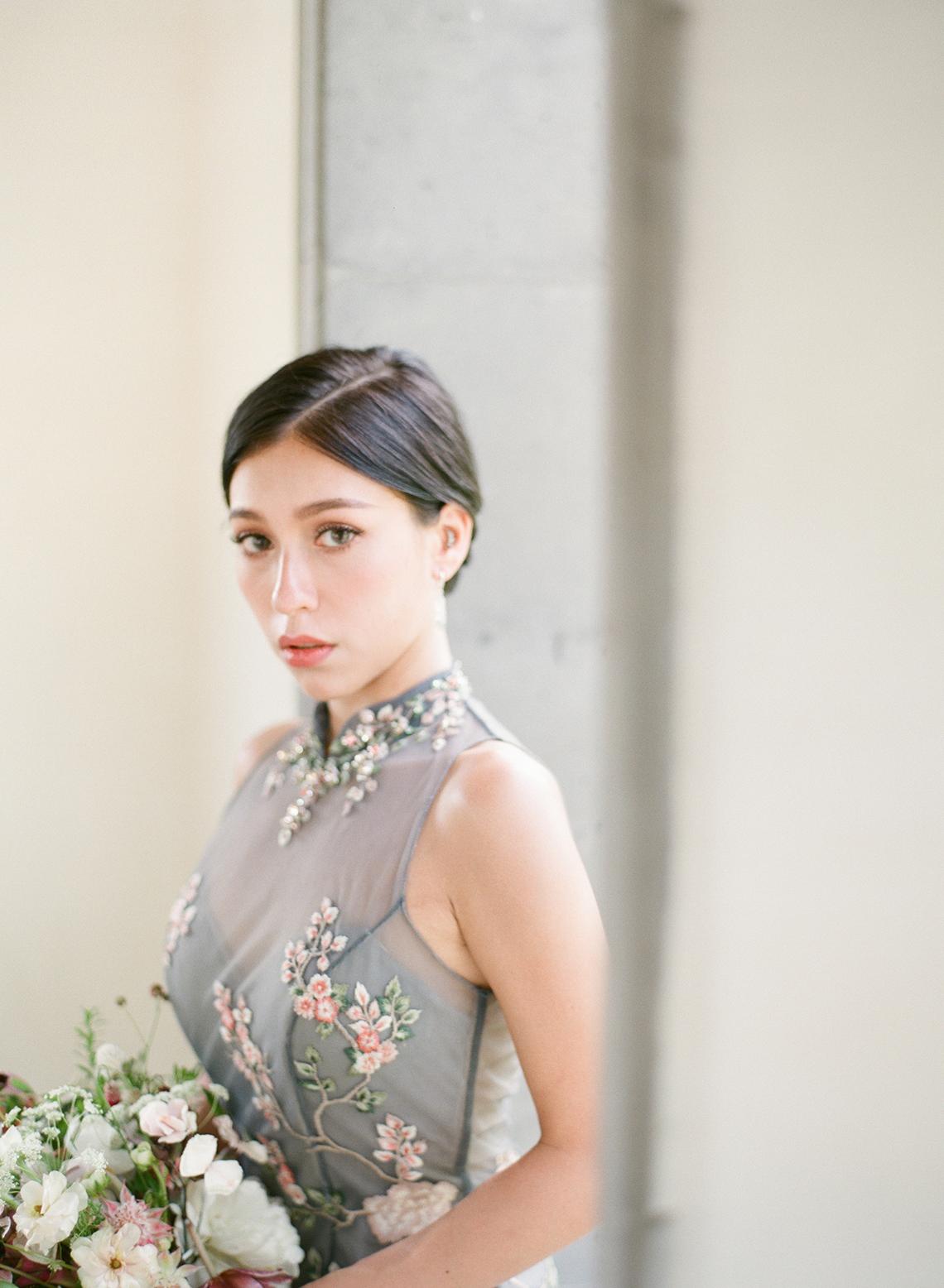 Breathtaking Chinese Qipao Wedding Inspiration from Hong Kong – Angel Cheung Photography 24