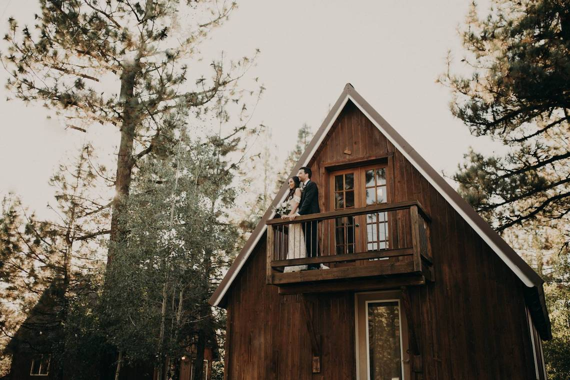 Erin Nicole – The Best Outdoor Wedding Inspiration – Chalet View Lodge – Bridal Musings 2
