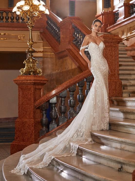 Extravagant Wedding Dresses for 2021 2022 – Val Stefani – Bridal Musings – D8272 A