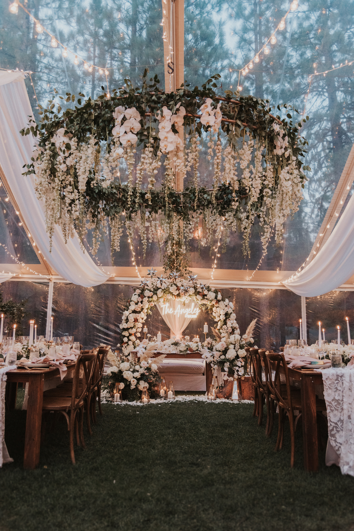 Fatima Jacqueline – The Best Outdoor Wedding Inspiration – Chalet View Lodge – Bridal Musings 5