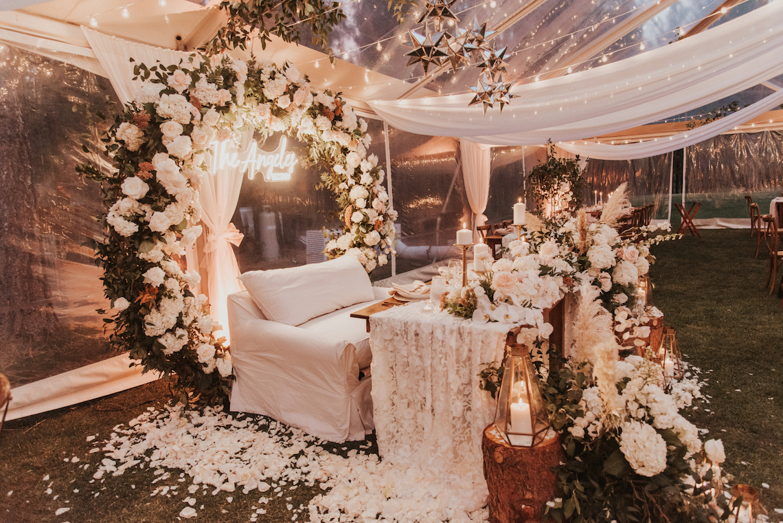 Fatima Jacqueline – The Best Outdoor Wedding Inspiration – Chalet View Lodge – Bridal Musings 6