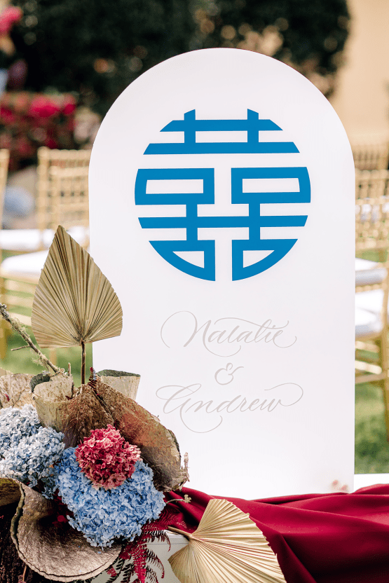 Gorgeous Chinese Tea Ceremony and Wedding Inspiration with Orchids – Clarzzique – Lilelements 37