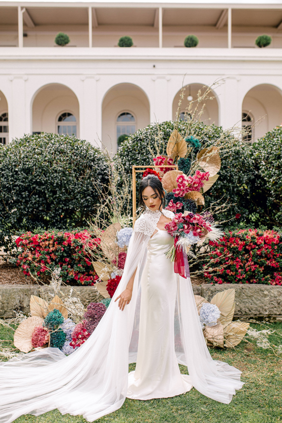 Gorgeous Chinese Tea Ceremony and Wedding Inspiration with Orchids – Clarzzique – Lilelements 38