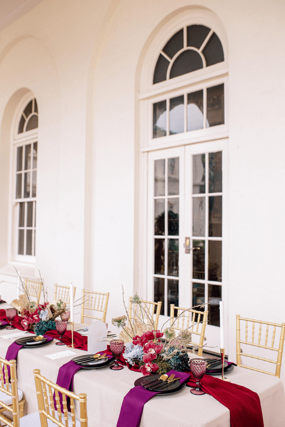 Gorgeous Chinese Tea Ceremony and Wedding Inspiration with Orchids – Clarzzique – Lilelements 60
