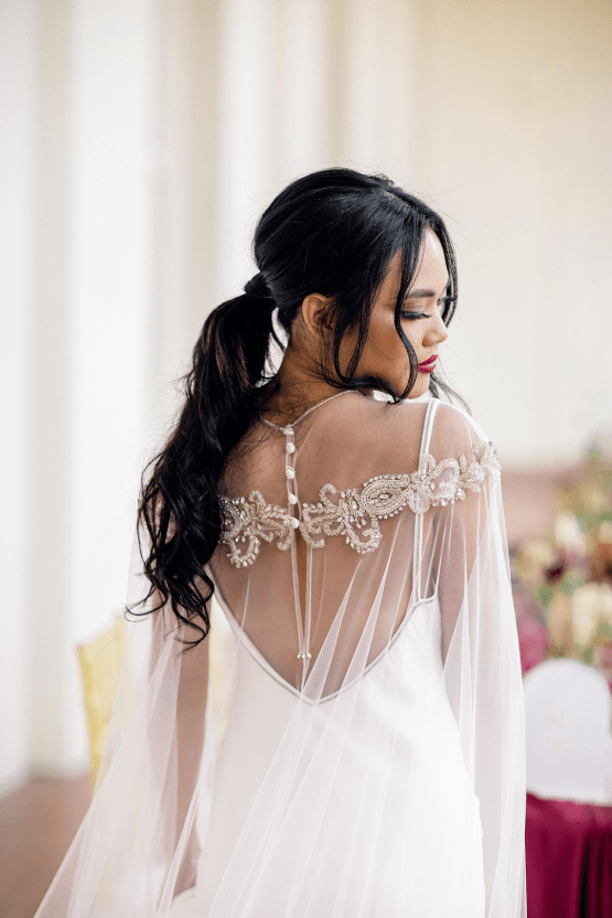 Gorgeous Chinese Tea Ceremony and Wedding Inspiration with Orchids – Clarzzique – Lilelements 64