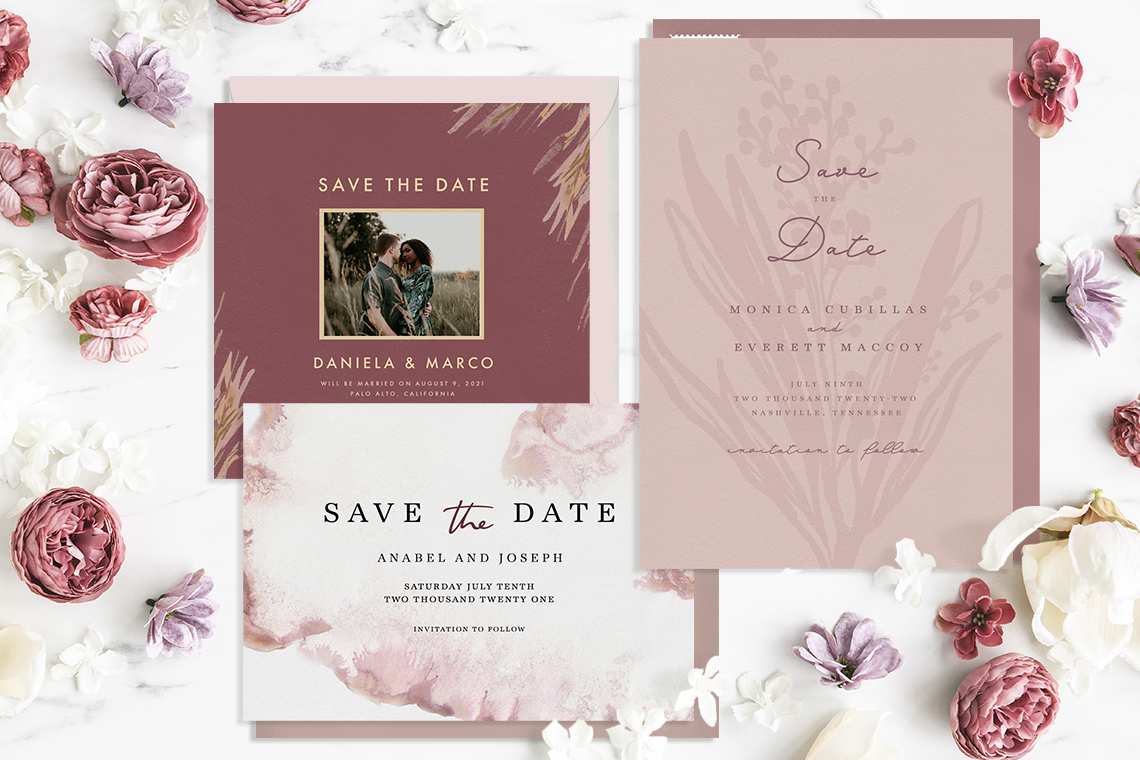 Greenvelope Digital Save The Date Wedding Invitations – Bridal Musings 1