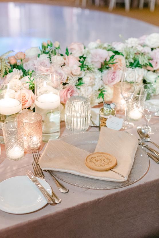 Incredible Floral Rich Pelican Hill Wedding – Brett Hickman Photography – Galia Lahav Real Bride 48
