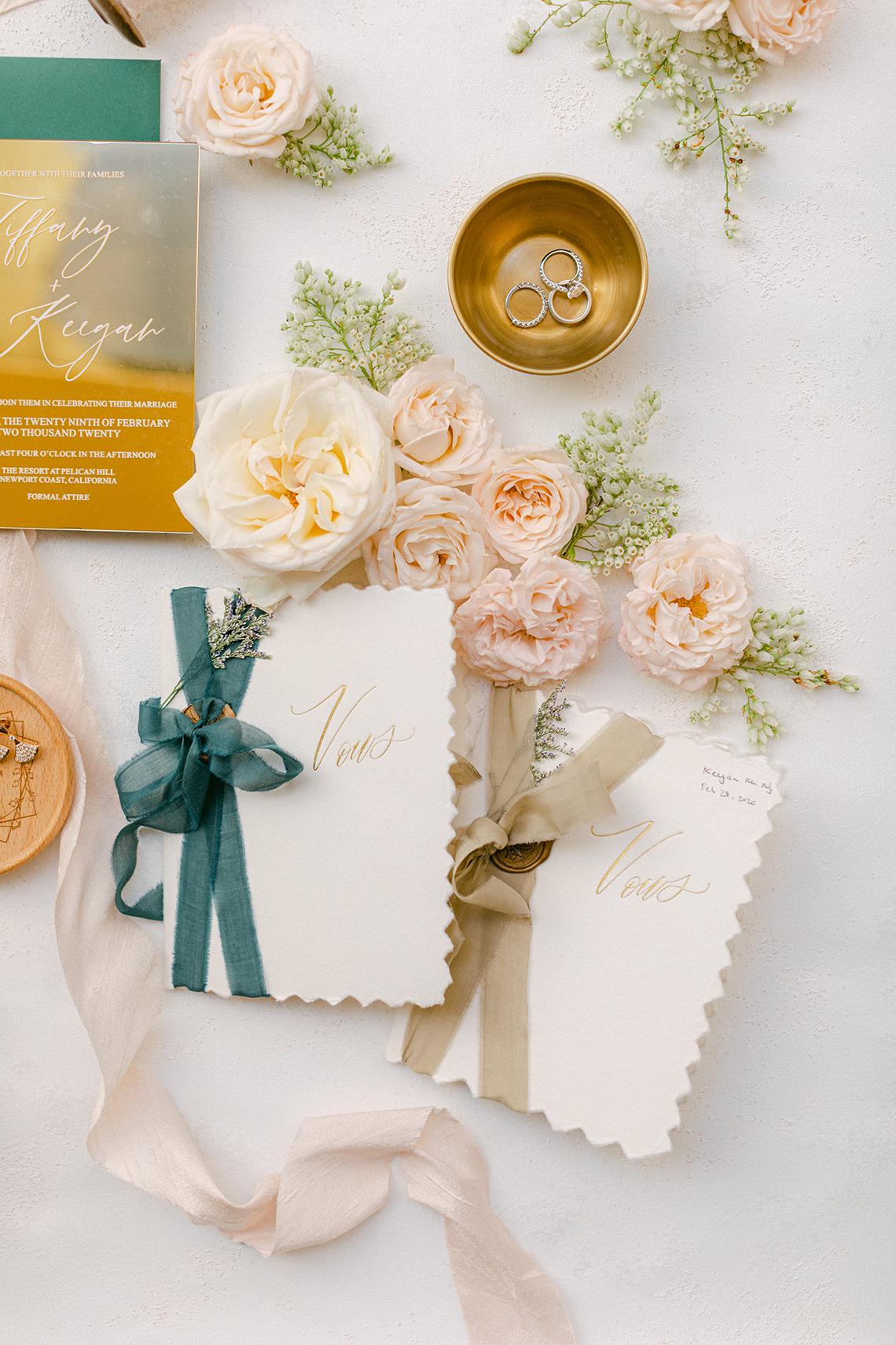 Incredible Floral Rich Pelican Hill Wedding – Brett Hickman Photography – Galia Lahav Real Bride 5