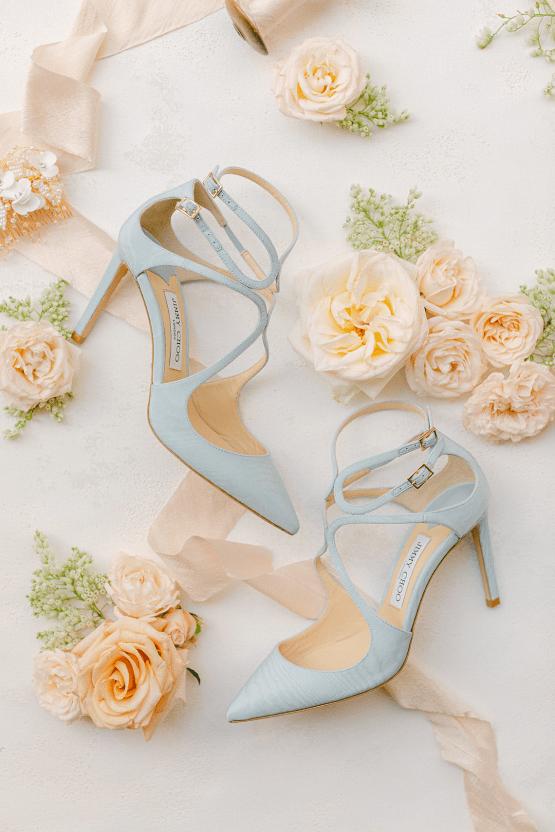 Incredible Floral Rich Pelican Hill Wedding – Brett Hickman Photography – Galia Lahav Real Bride 6