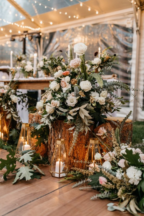 Luke and Mallory Leasure – The Best Outdoor Wedding Inspiration – Chalet View Lodge – Bridal Musings 1
