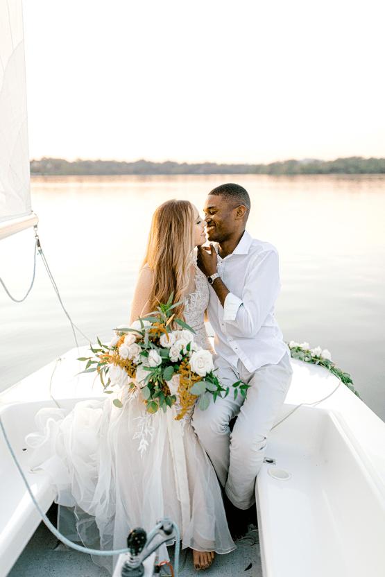 Simple Romantic Sunset Sailboat Elopement Inspiration – Lyndi Ruth Photography 20