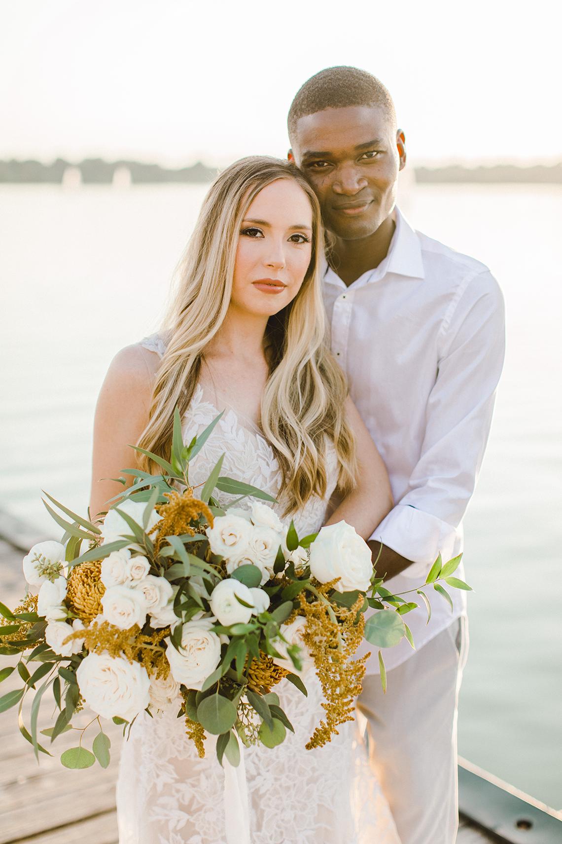 Simple Romantic Sunset Sailboat Elopement Inspiration – Lyndi Ruth Photography 9