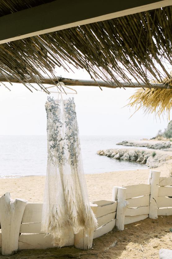 Breathtaking Greek Micro Wedding – Kefalonia Island – Vesi and Yiannis Simopoulos 16