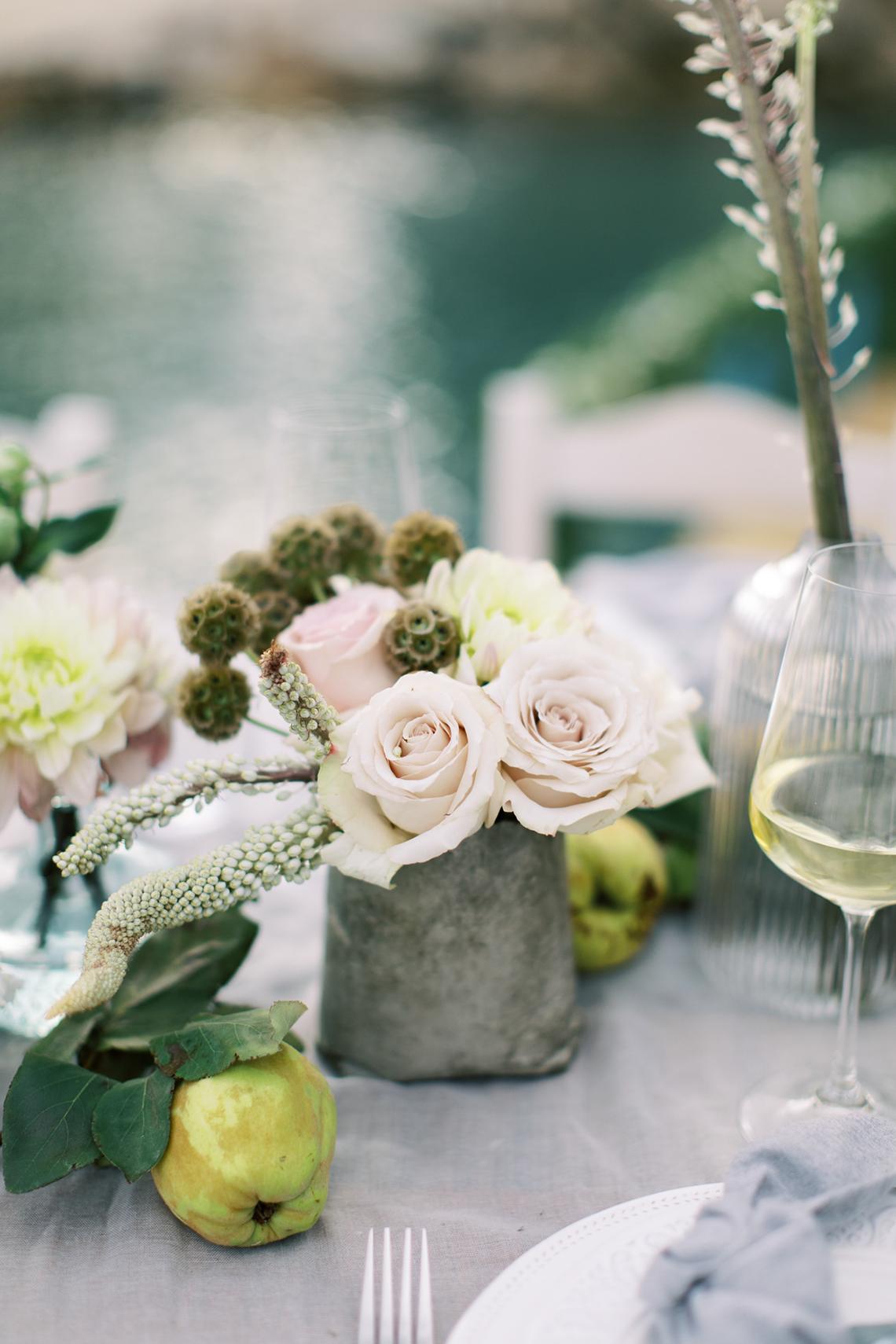 Breathtaking Greek Micro Wedding – Kefalonia Island – Vesi and Yiannis Simopoulos 21