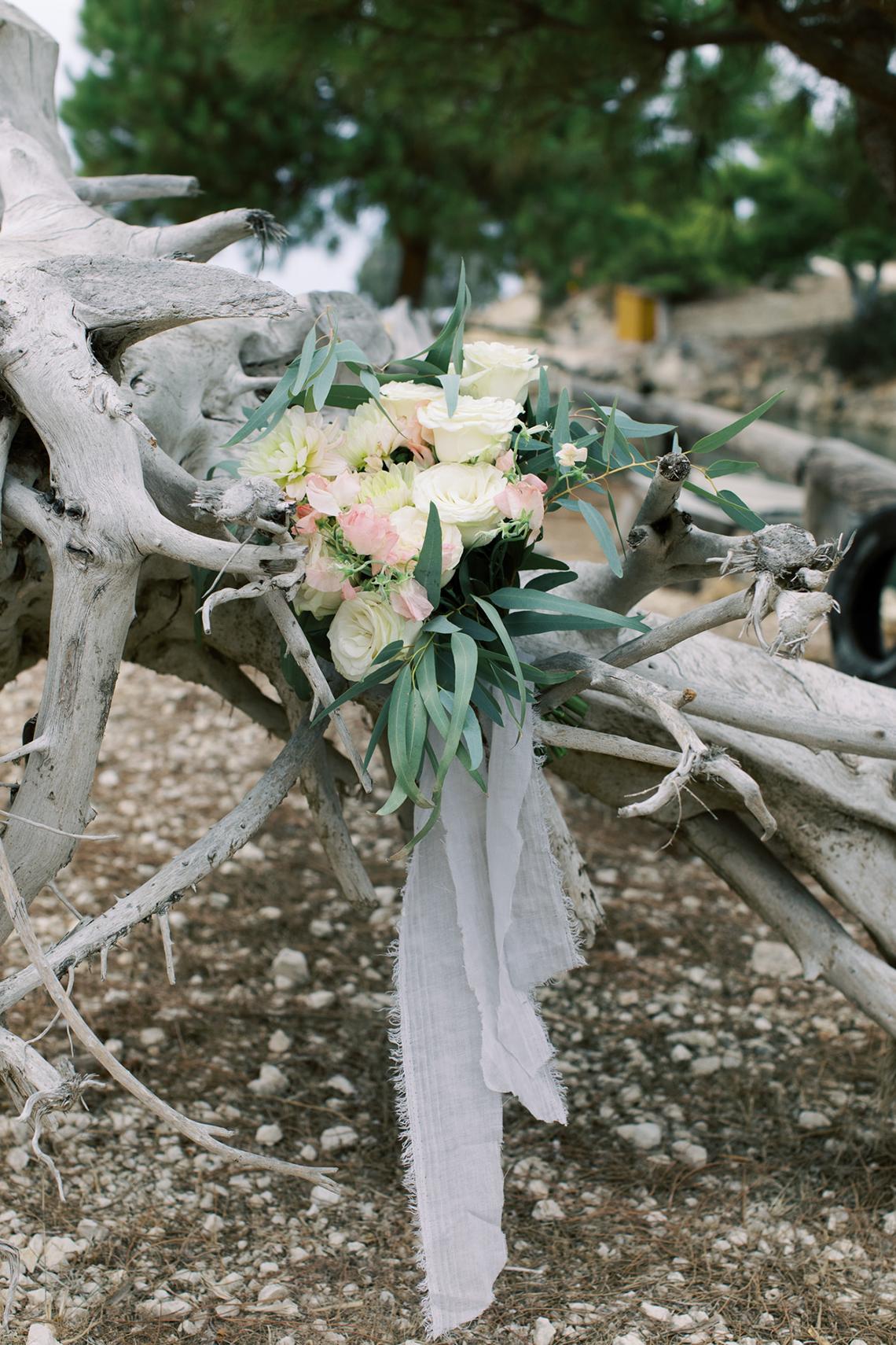 Breathtaking Greek Micro Wedding – Kefalonia Island – Vesi and Yiannis Simopoulos 24