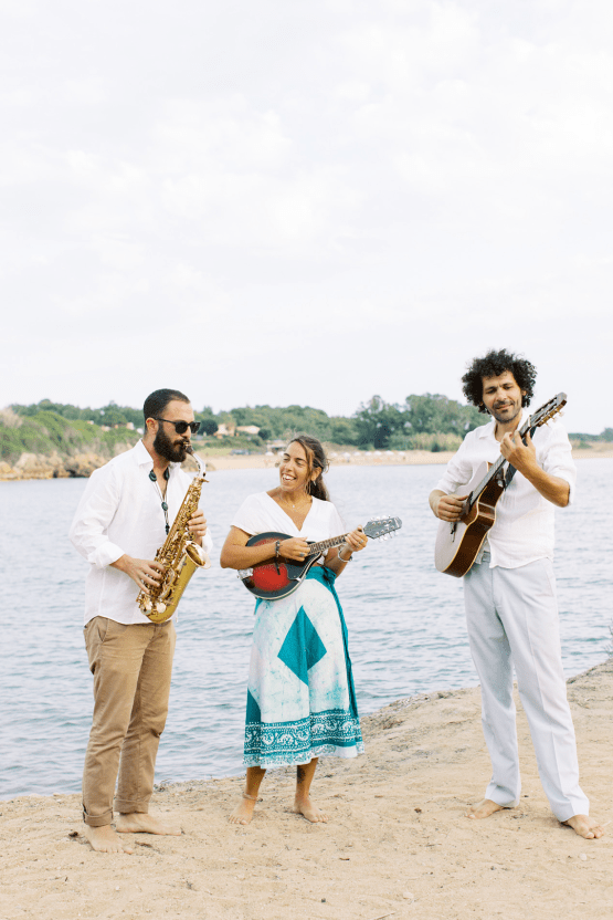 Breathtaking Greek Micro Wedding – Kefalonia Island – Vesi and Yiannis Simopoulos 41