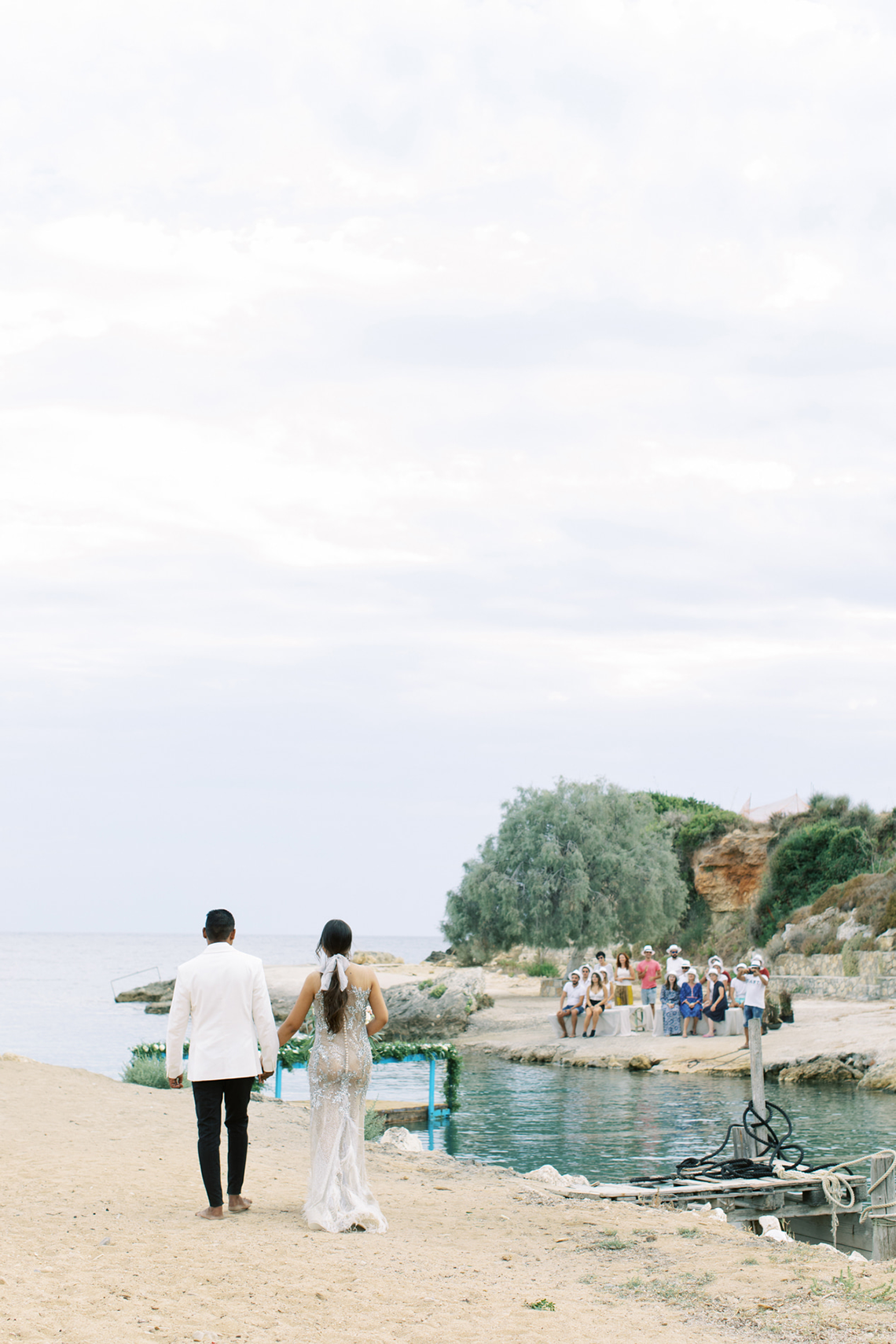 Breathtaking Greek Micro Wedding – Kefalonia Island – Vesi and Yiannis Simopoulos 42