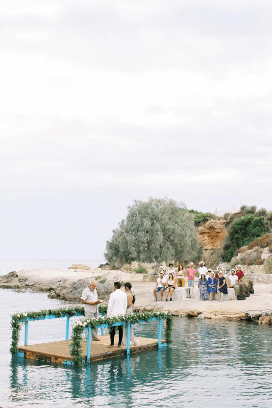 Breathtaking Greek Micro Wedding – Kefalonia Island – Vesi and Yiannis Simopoulos 43