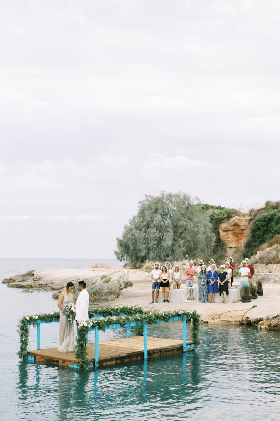 Breathtaking Greek Micro Wedding – Kefalonia Island – Vesi and Yiannis Simopoulos 47