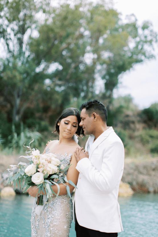 Breathtaking Greek Micro Wedding – Kefalonia Island – Vesi and Yiannis Simopoulos 51