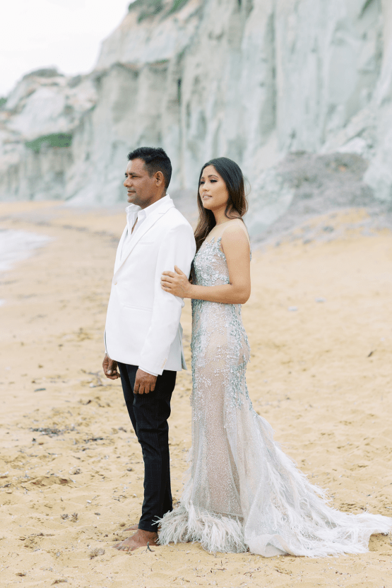 Breathtaking Greek Micro Wedding – Kefalonia Island – Vesi and Yiannis Simopoulos 54