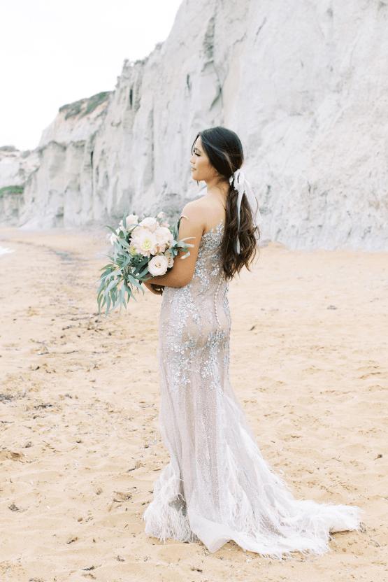 Breathtaking Greek Micro Wedding – Kefalonia Island – Vesi and Yiannis Simopoulos 56