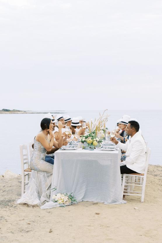 Breathtaking Greek Micro Wedding – Kefalonia Island – Vesi and Yiannis Simopoulos 60