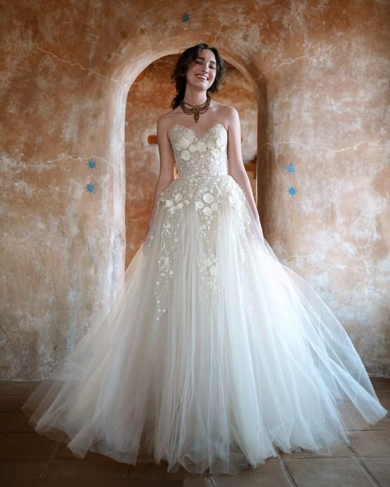 Ellen Wise Couture 2021 Custom Couture Wedding Dresses – Bridal Musings – Allesandra Dress 3