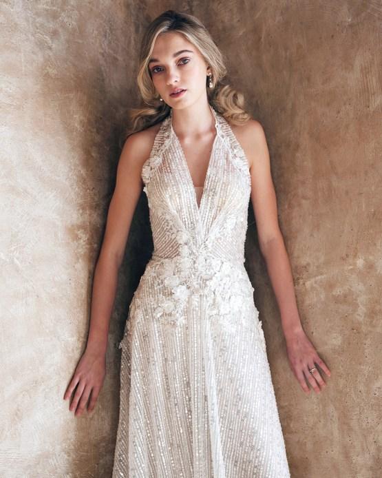 Ellen Wise Couture 2021 Custom Couture Wedding Dresses – Bridal Musings – Perla Dress 2
