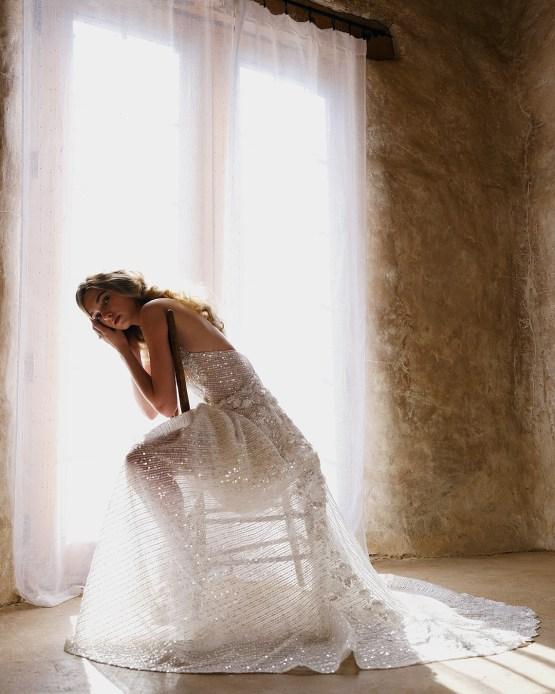 Ellen Wise Couture 2021 Custom Couture Wedding Dresses – Bridal Musings – Perla Dress 5