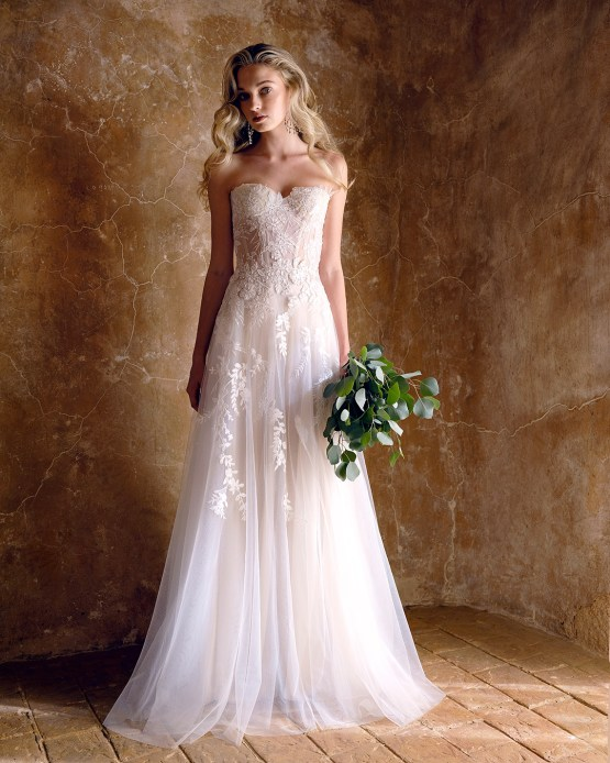 Ellen Wise Couture 2021 Custom Couture Wedding Dresses – Bridal Musings – Seraphina Dress 1