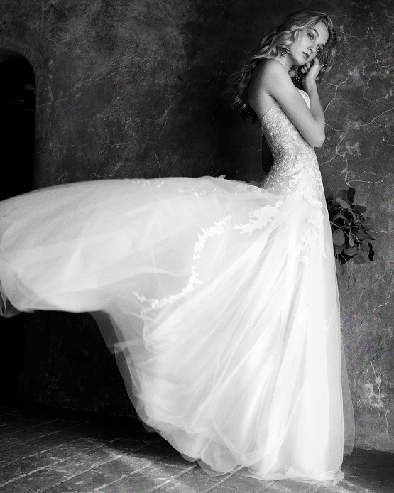 Ellen Wise Couture 2021 Custom Couture Wedding Dresses – Bridal Musings – Seraphina Dress 3
