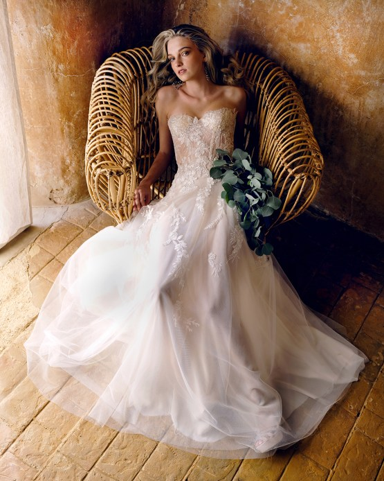 Ellen Wise Couture 2021 Custom Couture Wedding Dresses – Bridal Musings – Seraphina Dress 4