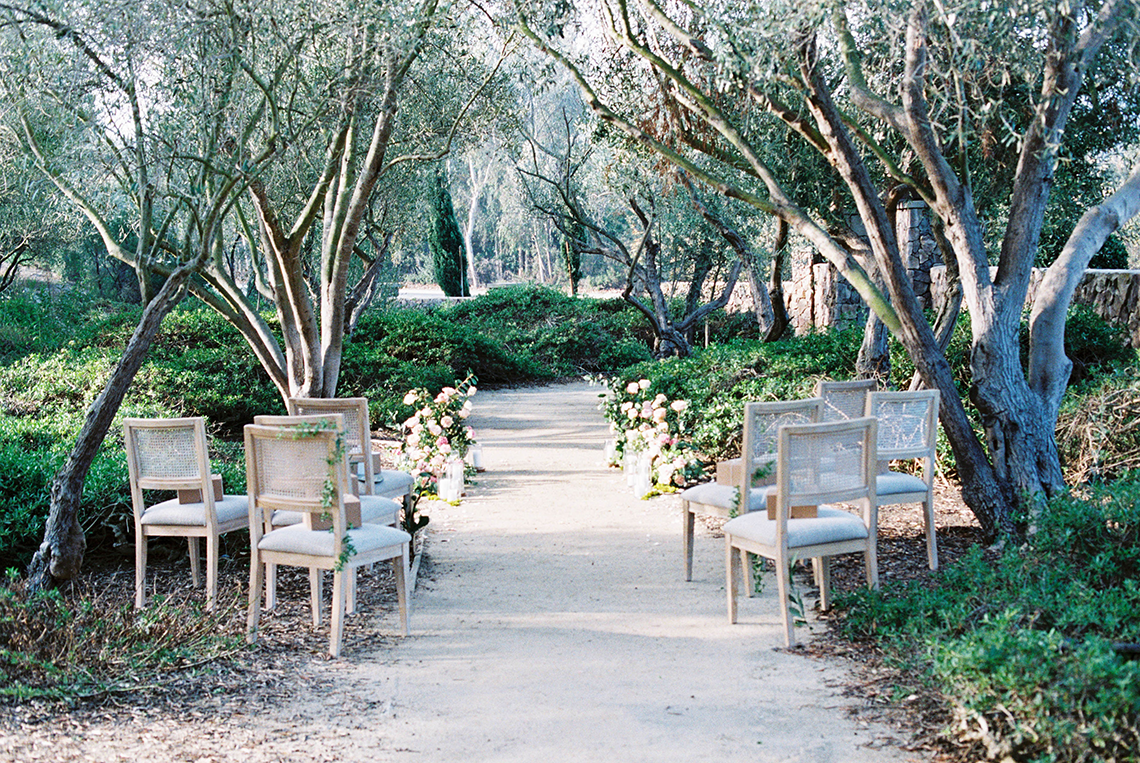 Gorgeous Garden Wedding Vow Renewal Inspiration – iamlatreuo photo – KWH Bridal 1