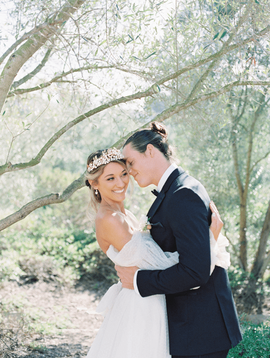 Gorgeous Garden Wedding Vow Renewal Inspiration – iamlatreuo photo – KWH Bridal 29