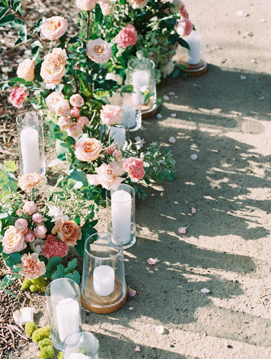 Gorgeous Garden Wedding Vow Renewal Inspiration – iamlatreuo photo – KWH Bridal 34
