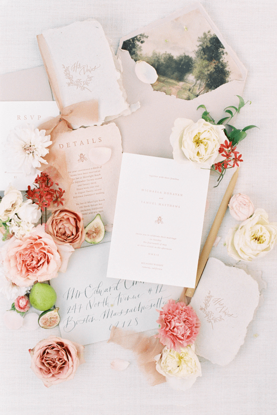 Gorgeous Garden Wedding Vow Renewal Inspiration – iamlatreuo photo – KWH Bridal 8
