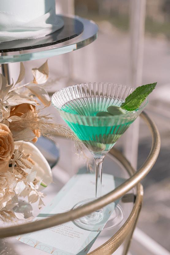Modern Art Deco Wedding Inspiration at Burgh Island Hotel in Devon – Jennifer Jane Photography 24