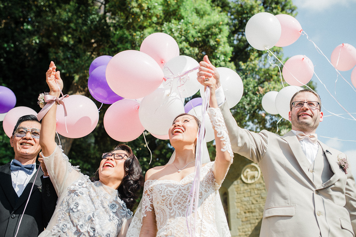 Romantic Florence Destination Wedding at Villa le Fontanelle – Olga Makarova 54