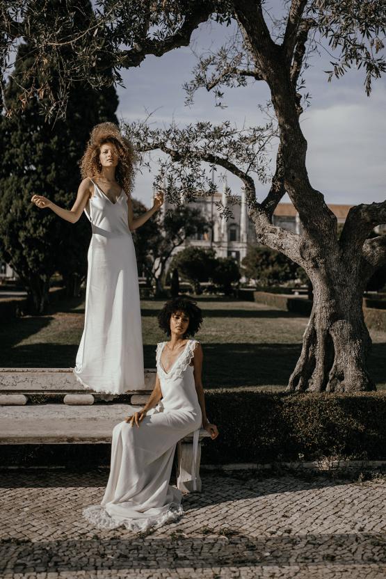 Romantic and Chic Portuguese Bridal Editorial – Couplet – A La Robe Bridal 14
