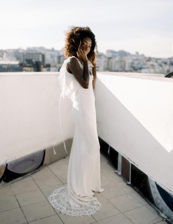 Romantic and Chic Portuguese Bridal Editorial – Couplet – A La Robe Bridal 4